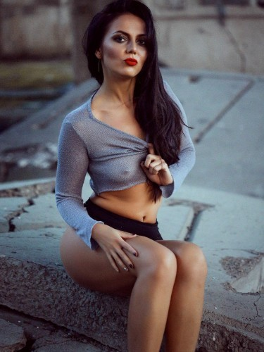 Escort Sonya in Moscow, Russia - Photo: 1