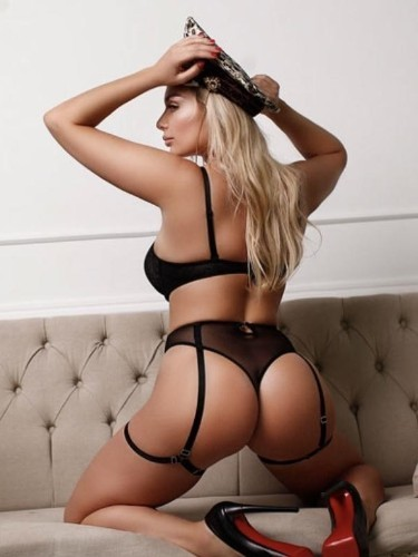 Escort Angelica in Moscow, Russia - Photo: 5