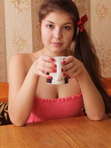Teen Escort Christina in St Petersburg, Russia - Photo: 1