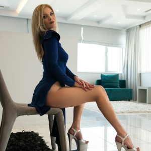 Escort Leyla Hot Blonde in Thessaloniki, Greece