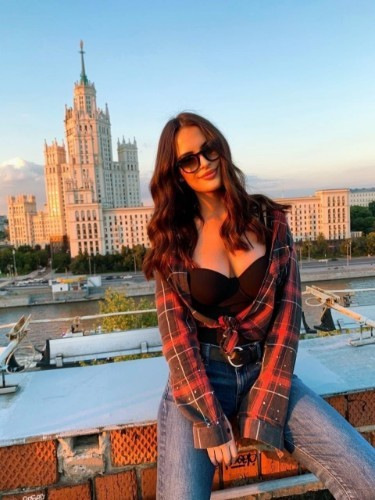 Elite Escort Agency TOP Models in Moscow - Photo: 6 - Lina